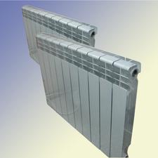 Радіатори алюмінієві та біметалічні