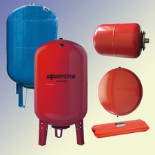 Бачки для систем опалення